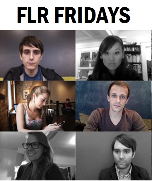 You're Invited to FLR Fridays! Our Online Social Event
